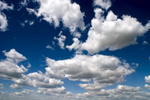 photo of clouds and blue sky