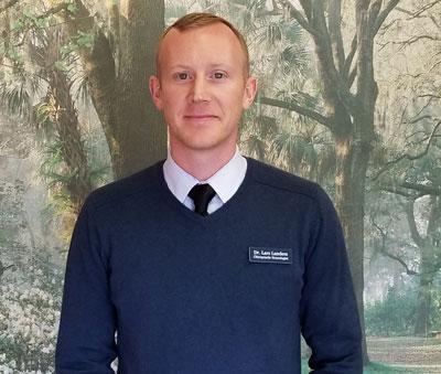 Dr. Lars Landers director of the Brain Center at Cherubino Health Center Framingham/Southborough Massachusetts